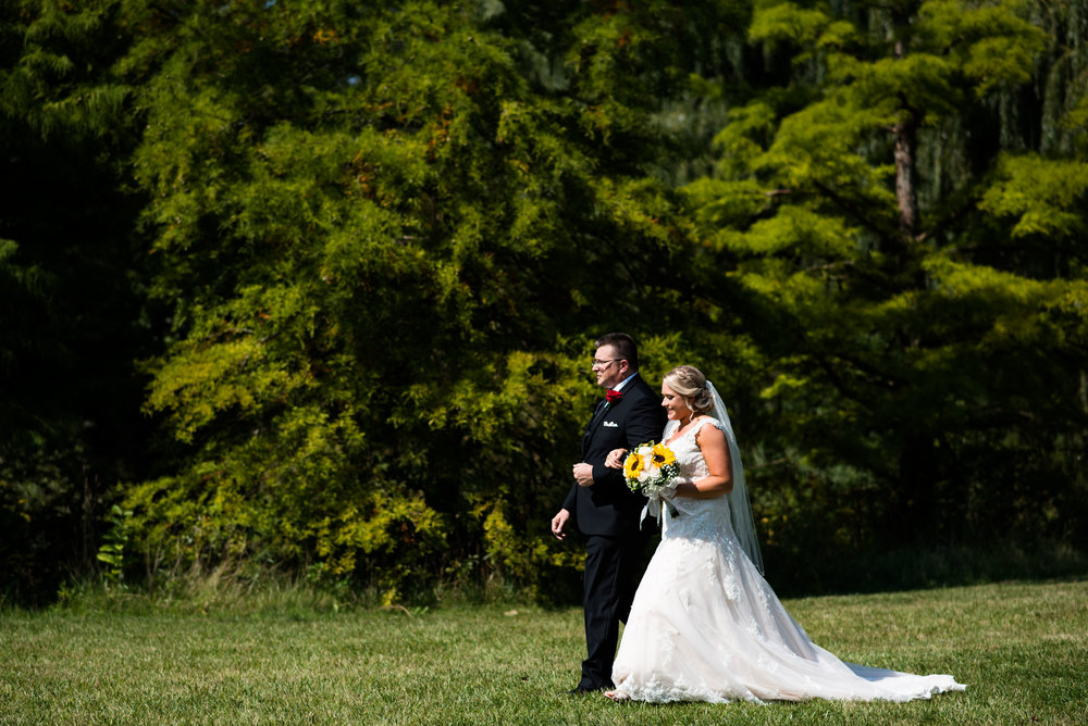toledo botanical gardens wedding