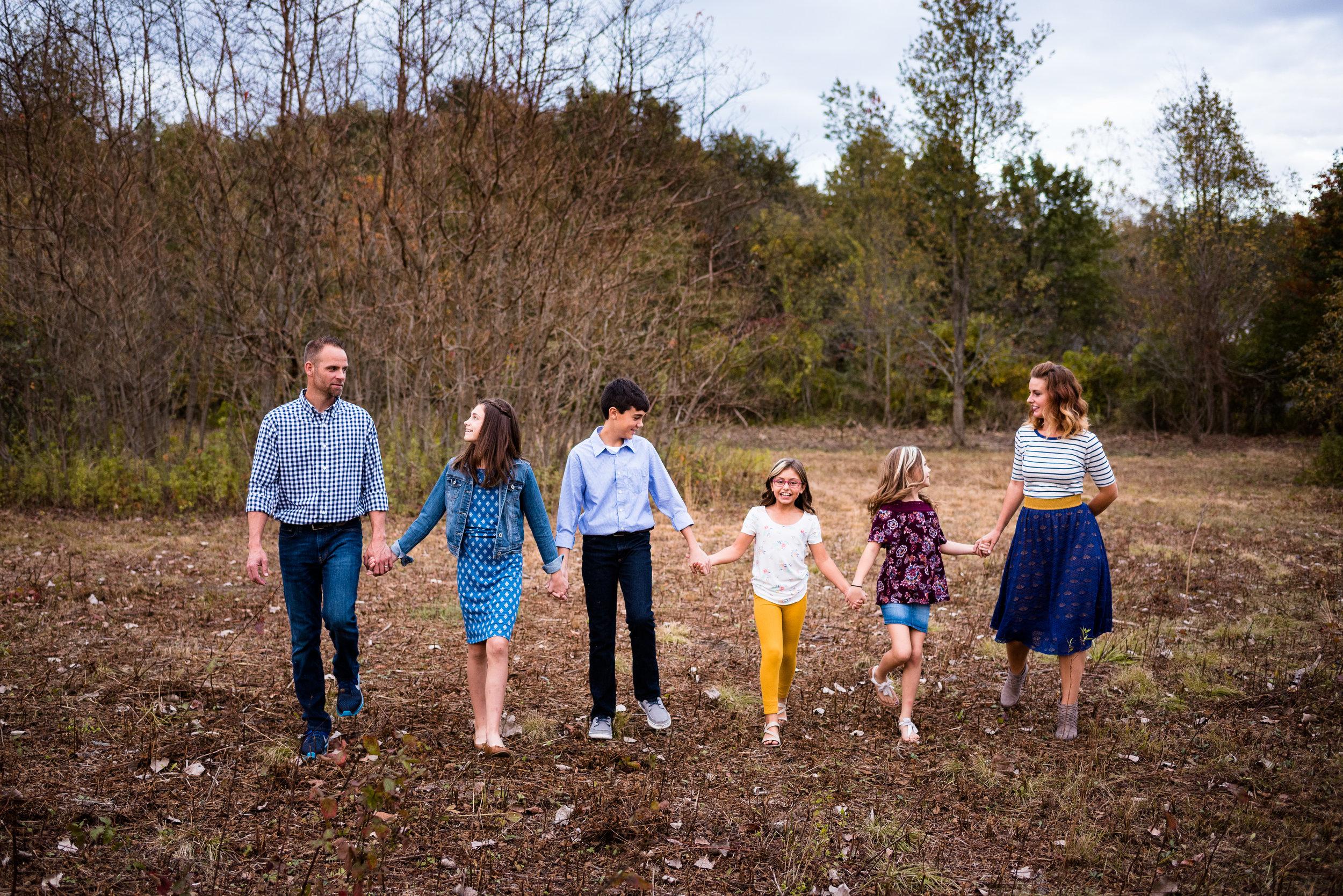 Barfell Family Portraits. Wintergarden Park. Bowling Green, Ohio ...