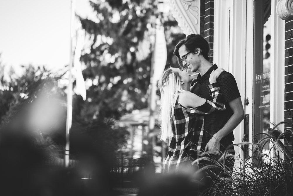 northwest ohio engagement photography