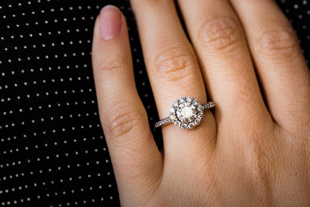 toledo wedding ring
