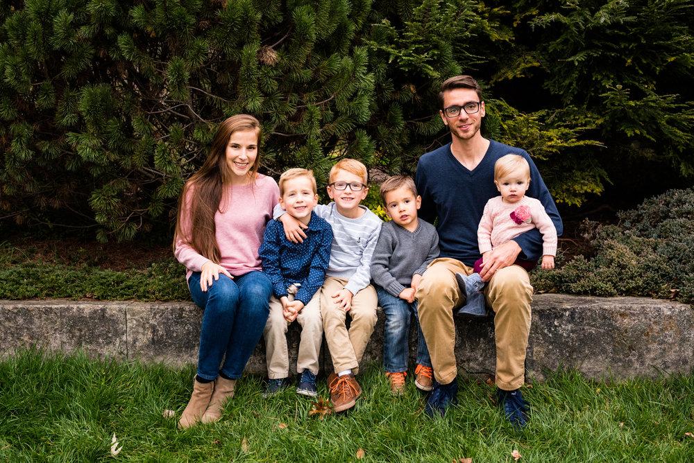 toledo ohio family portraits