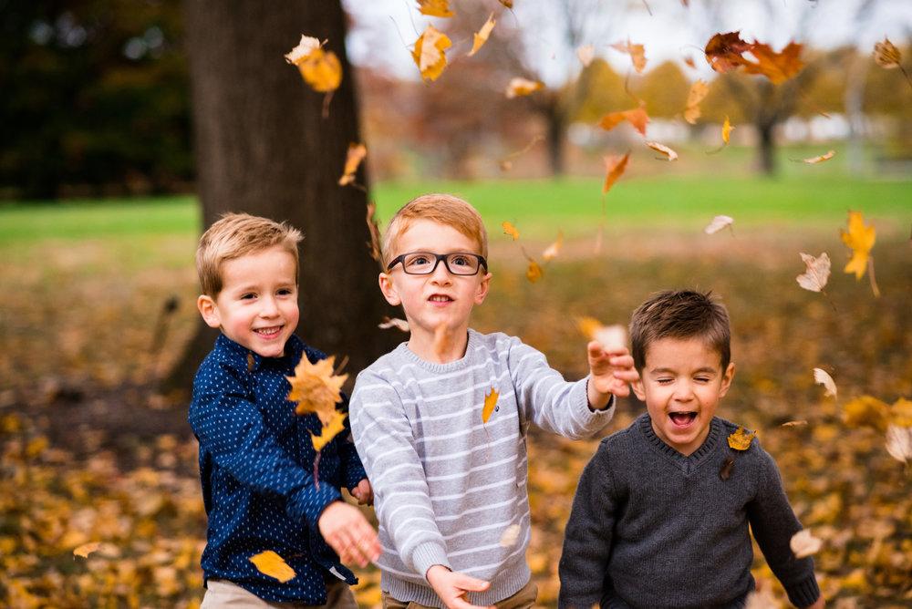 sylvania family photos