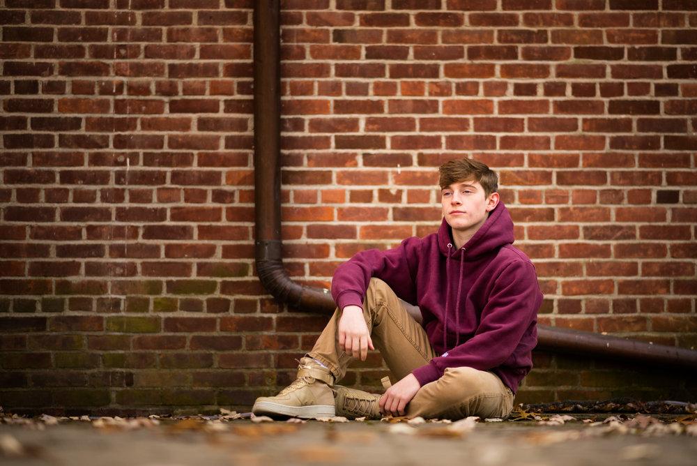 toledo senior photography