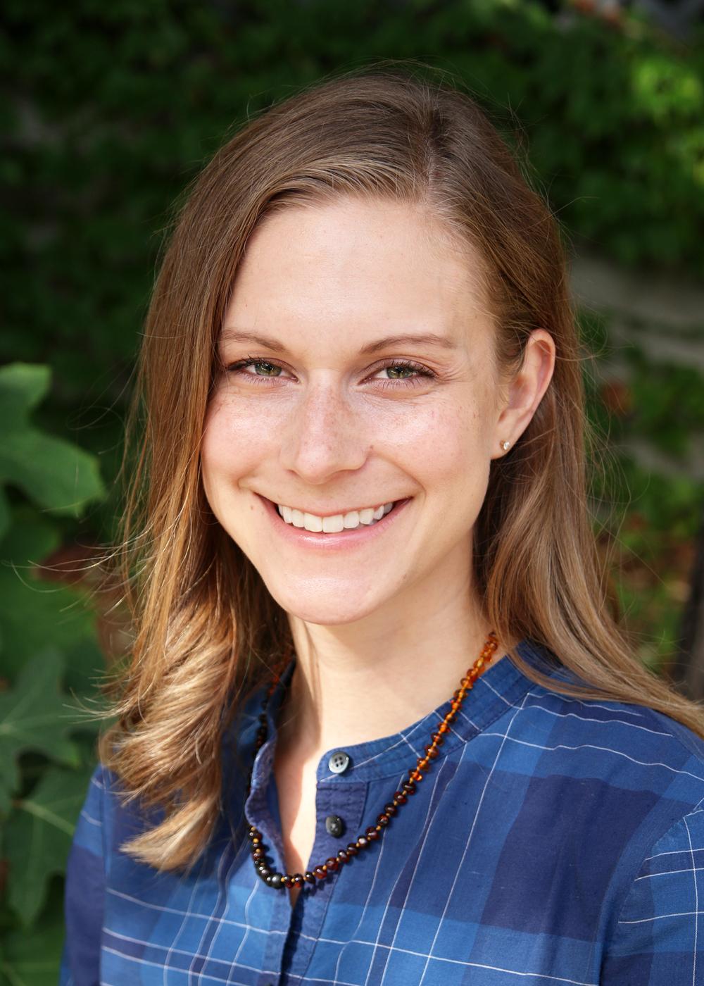 Rachel Hudson, Instructor