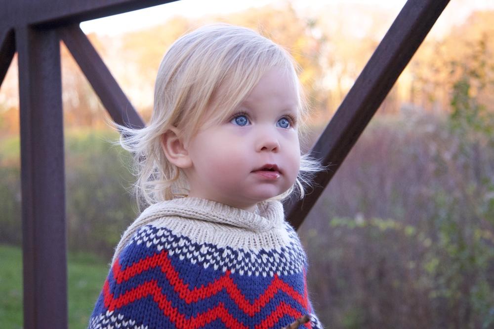 Ellie at 18 months