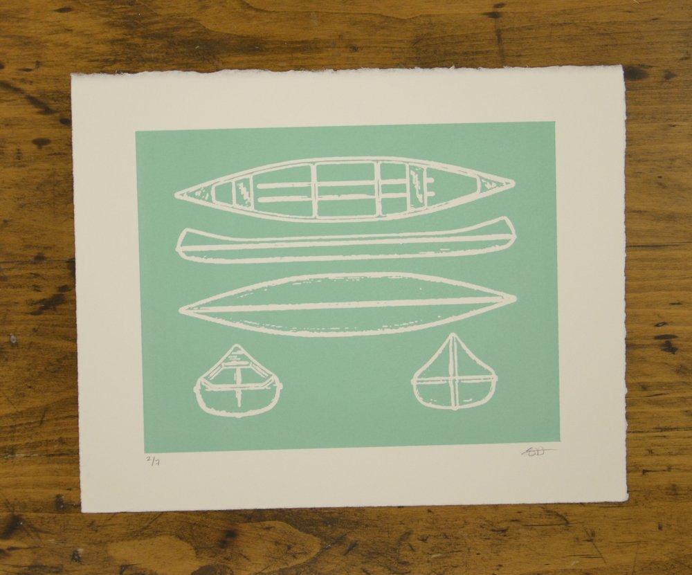 Canoe Patent