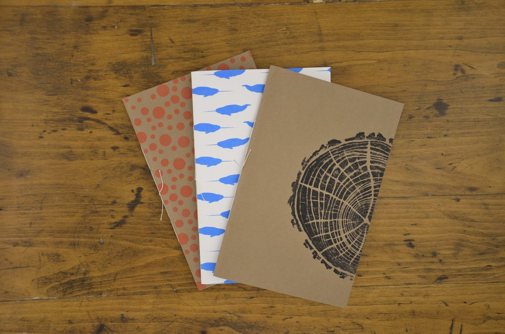 Handmade Sketchbooks