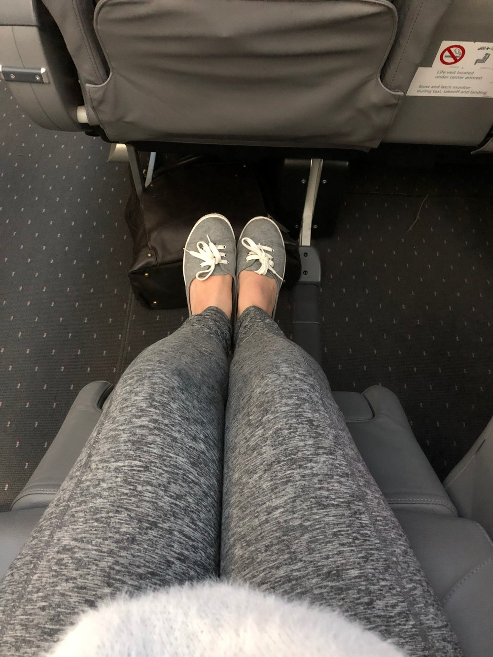 Legroom for daaaaaays