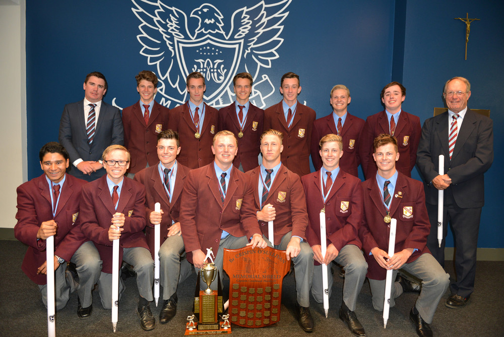 St Gregory's College - Winners of the 2015 Marist Carnival in Bulleen