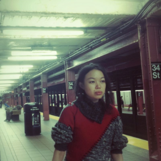 Amanda Lee Koe, writer, New York