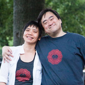 Yen Yen Woo & Colin Goh, writers, filmmakers & graphic novelists, New York
