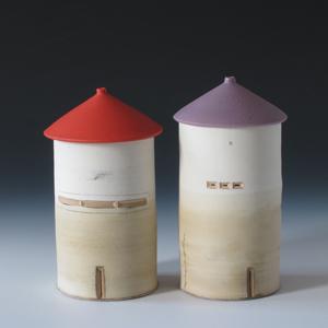 Hong-Ling Wee, ceramic artist, New York   www.ceramicus.com