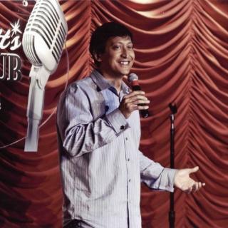 Dan Nainan, comedian, New York