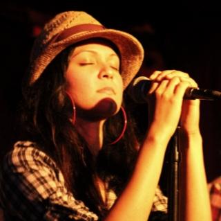 Jeane Reveendran, singer, New York