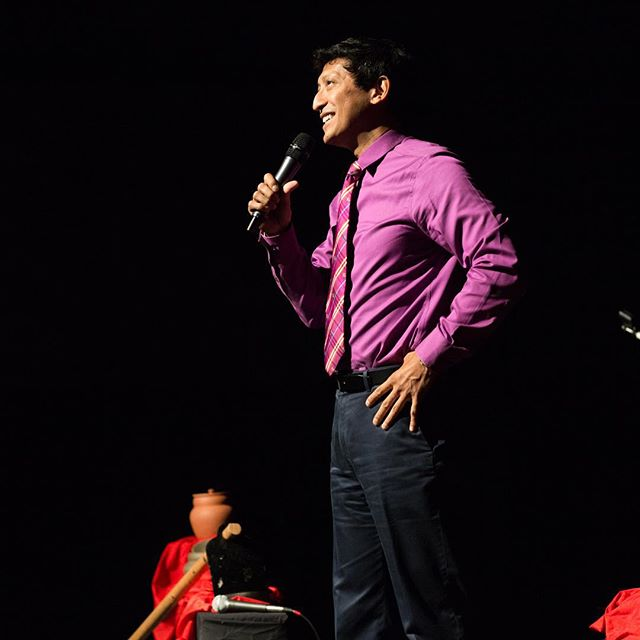 Thanks for the #laughs on closing night Dan Nainan! #comedy #funny #haha #singapore #jokes #sg50
