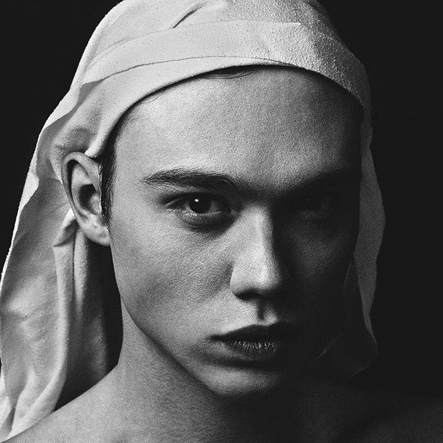 #portrait #photography #blackandwhite