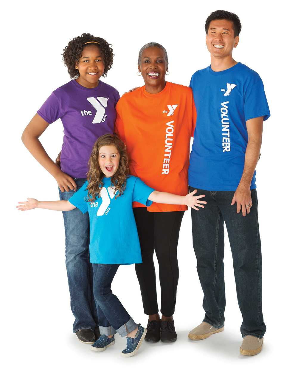 Volunteer With the YMCA!