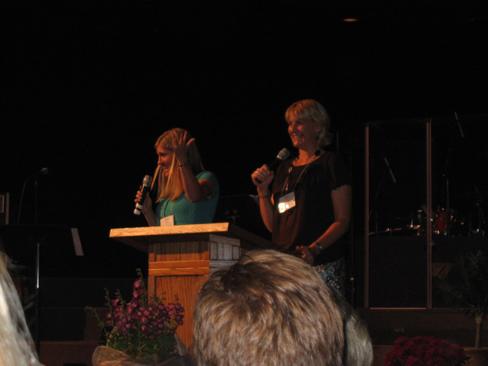Return to be Encouraged in Bakersfield, 2008