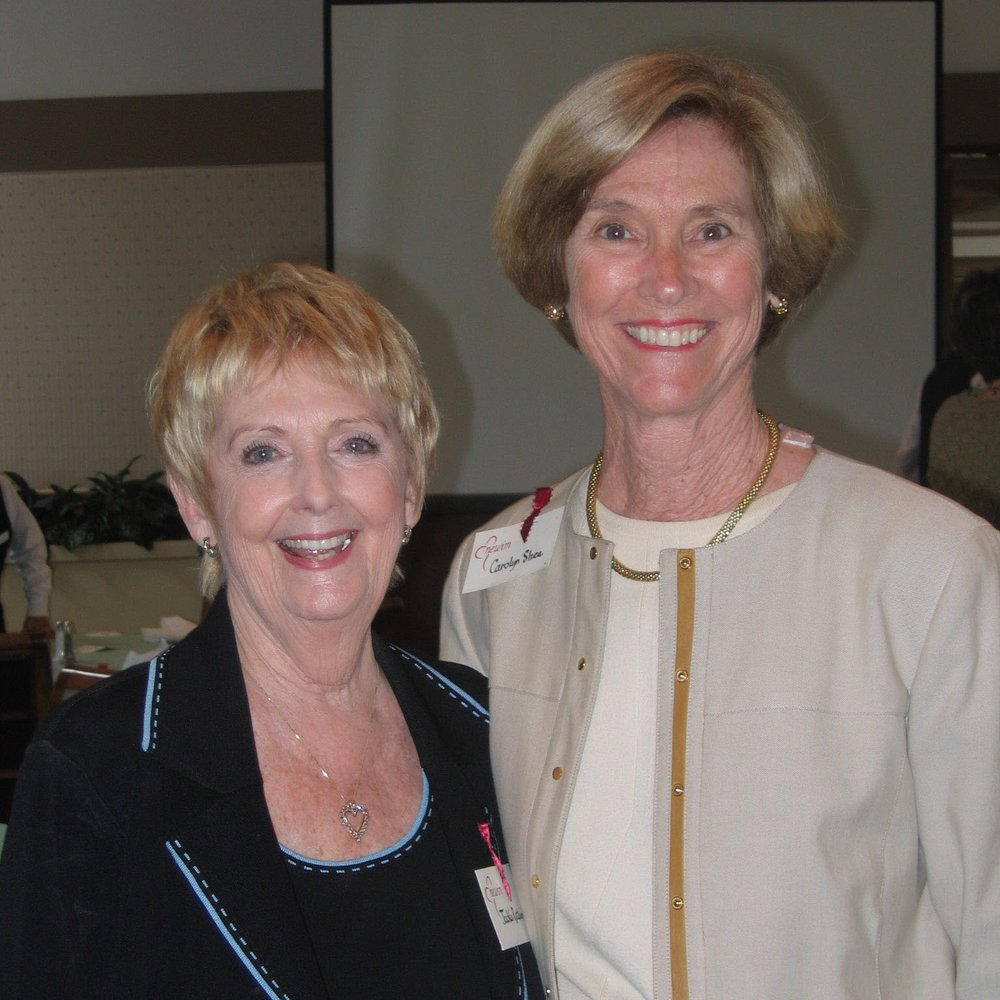 Jackie Rettberg and Carolyn Shea, OASIS Ministry, 1994-2005