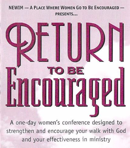 Return to be Encouraged 2004.JPG
