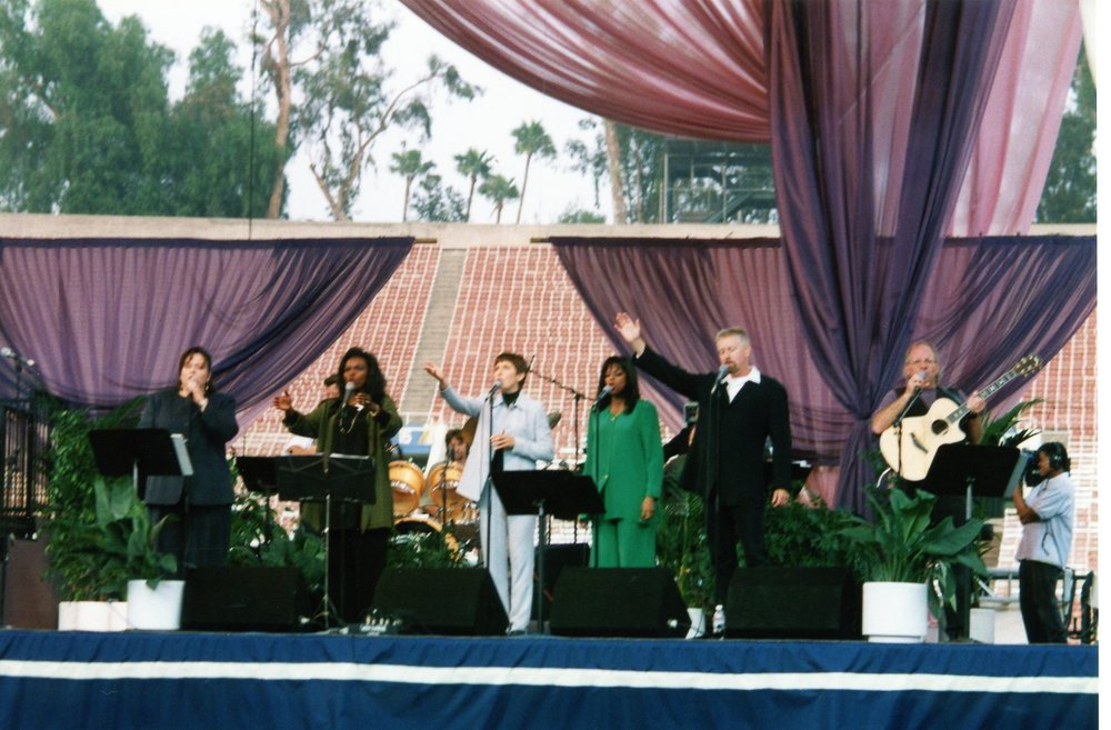 Tommy Coomes Praise Band