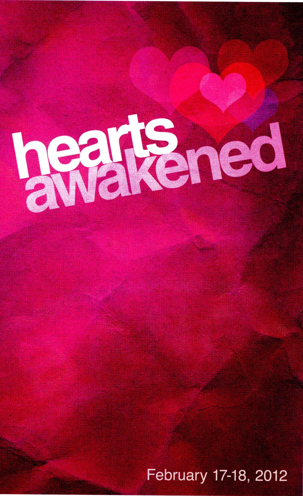 Hearts Awakened  - Return to Be Encouraged Conference 2012 with Anne Graham Lotz and Anne Barbour