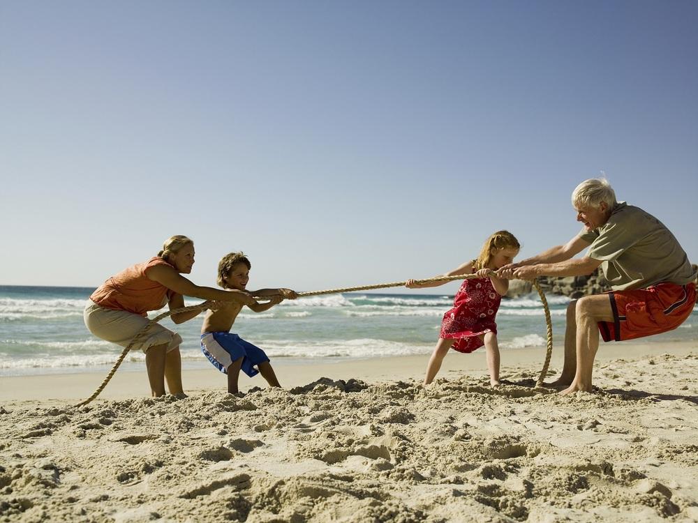 Balancing Family Dynamics