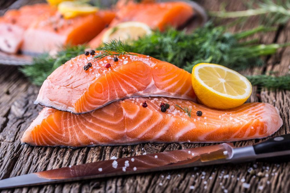New Zealand Salmon