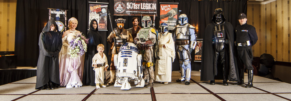 The Wedding Party and R2