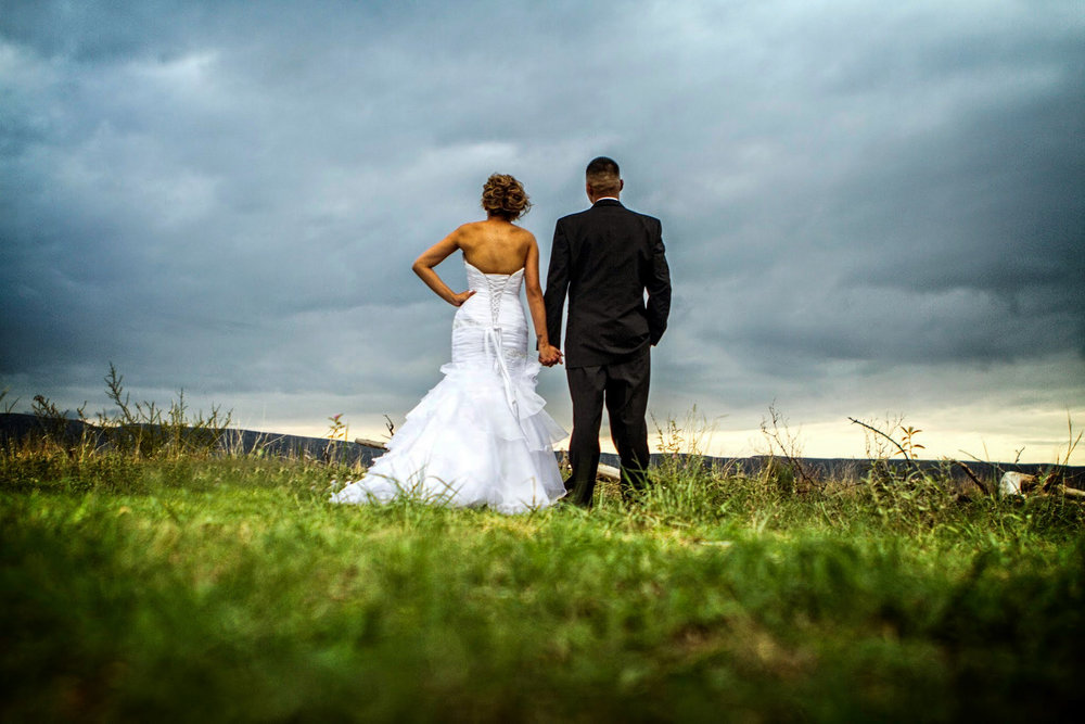 New Mexico Bride and Groom - May 2014