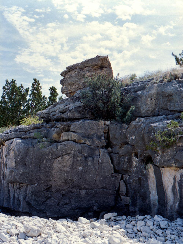 Mamiya 645AF | Kodak Portra Portra 400 |Sitting Rock