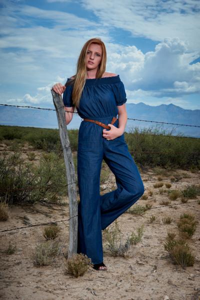 Desert Chic'
