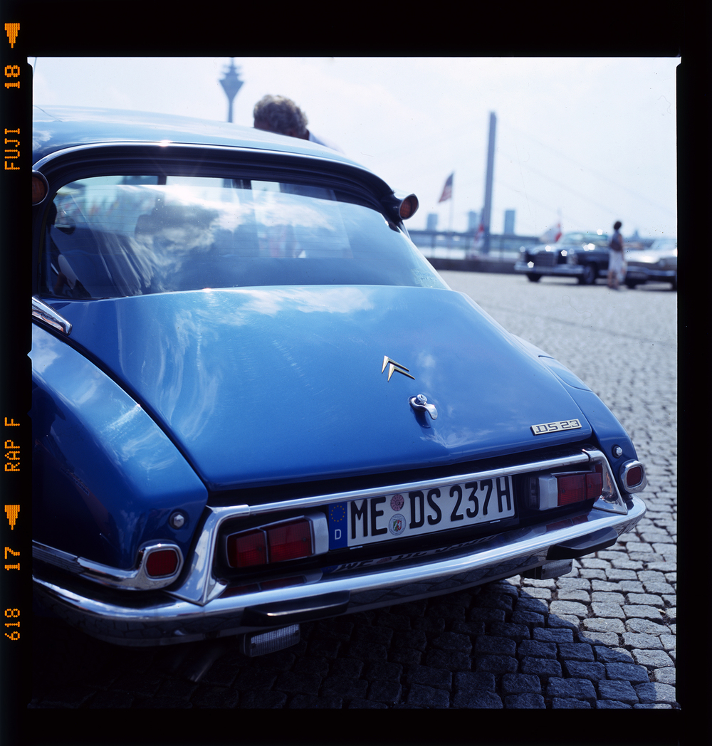 Image taken in Germany with a Hasselblad 501C, 80mm 2.8 Zeiss CF lens, and Fujichrome Astia 100 reversal film.