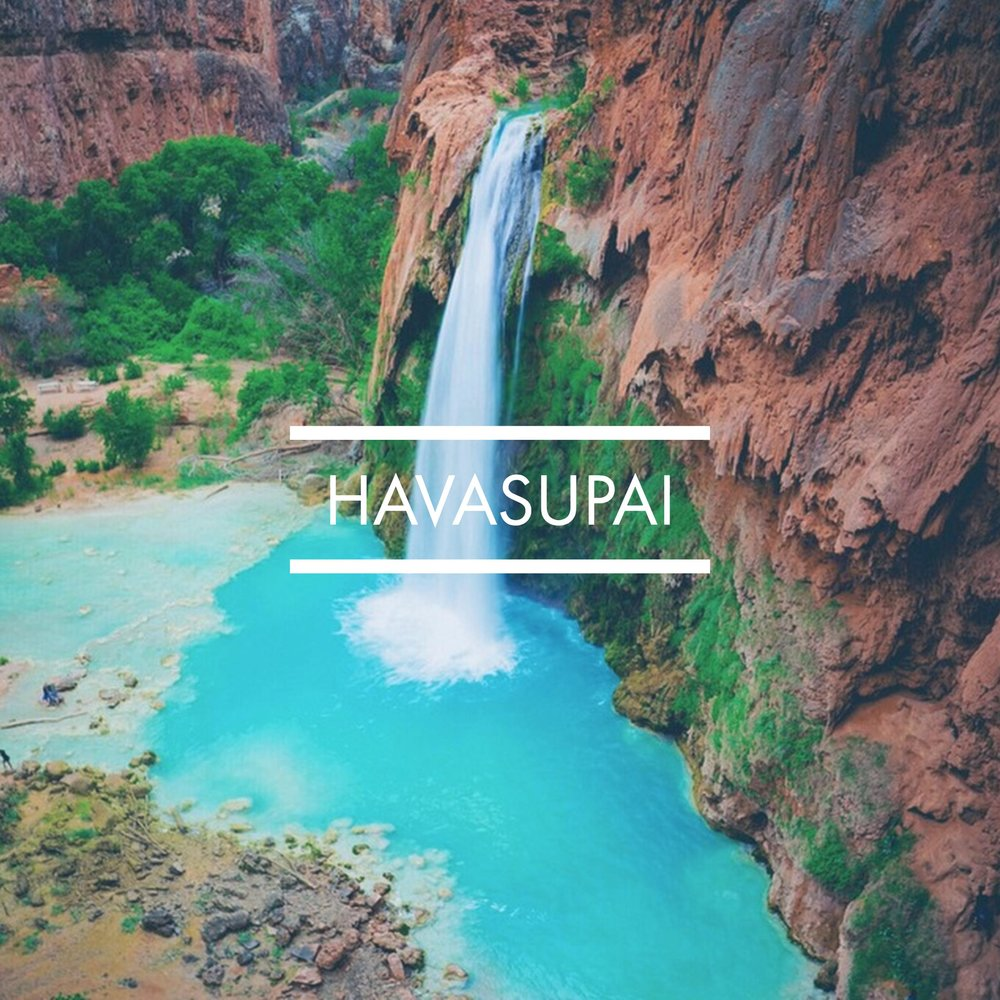 Havasupai Travel Video