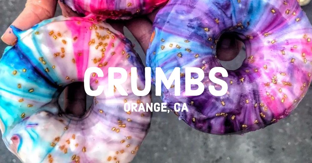 Crumbs Doughnuts
