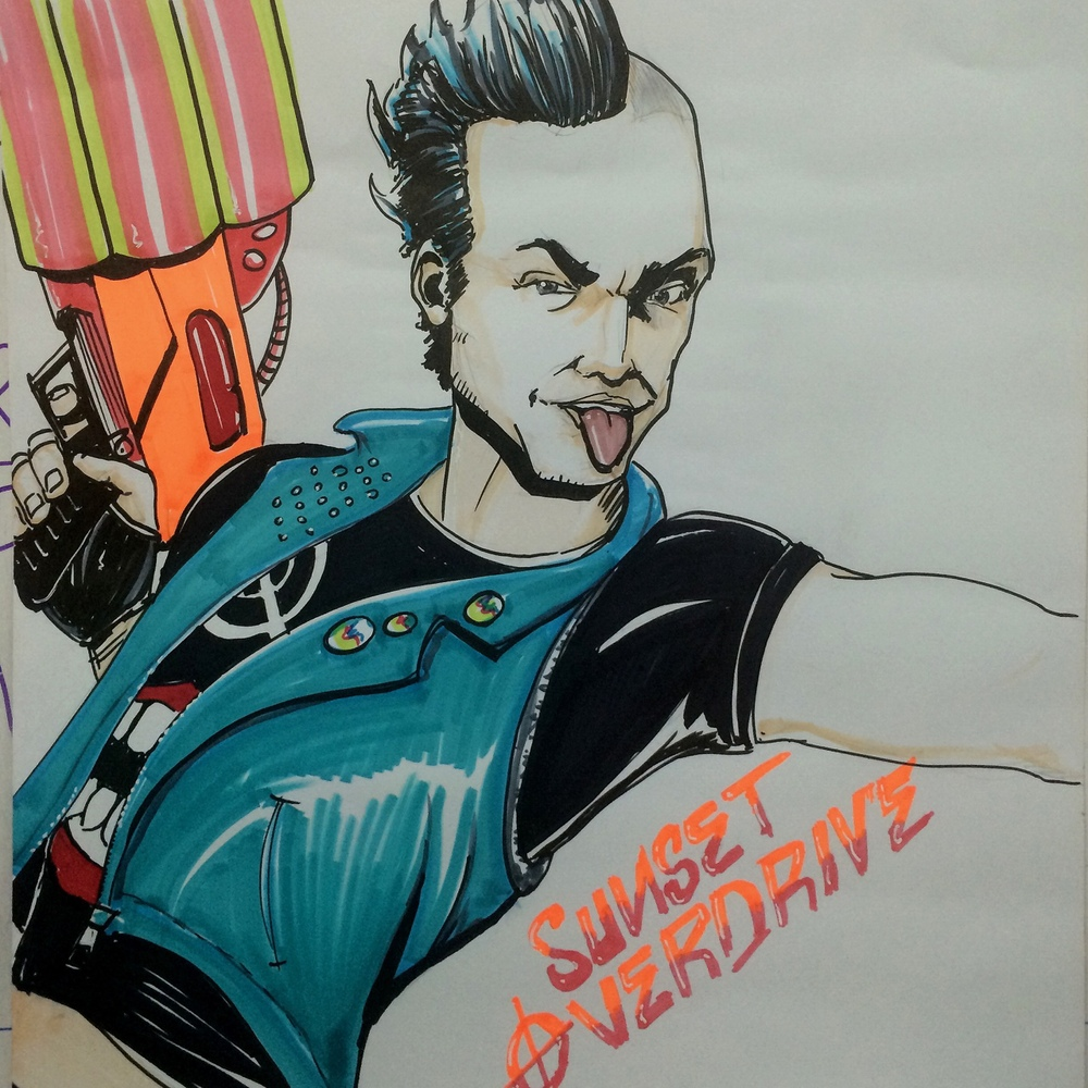 97800973296 - sunset overdrive got to play it at the jb fames.jpg