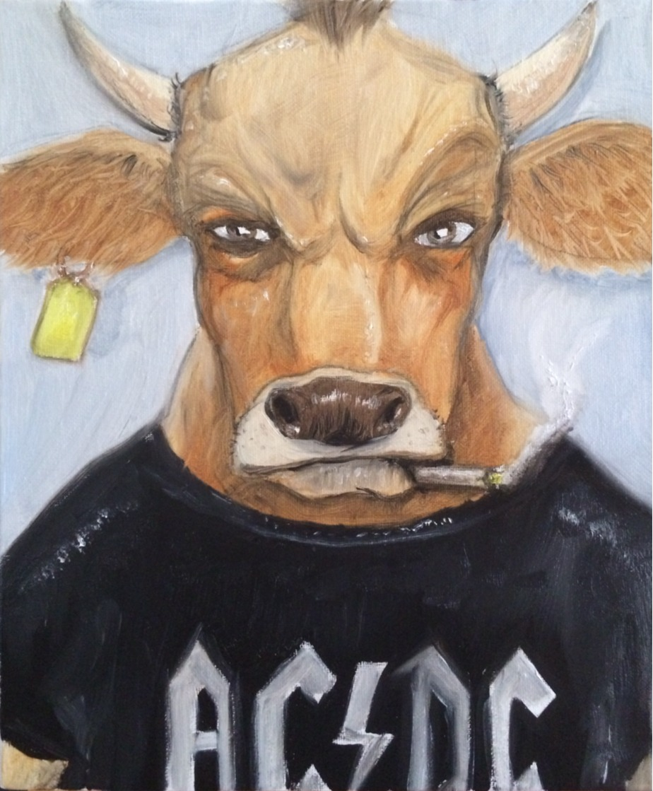 75656187055 - angus mcbovine roadie cow oil on canvas.jpg