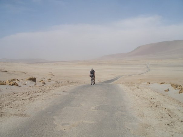Cycling in Peru (2009)