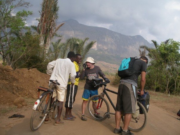 Cycling in Malawi (2006)