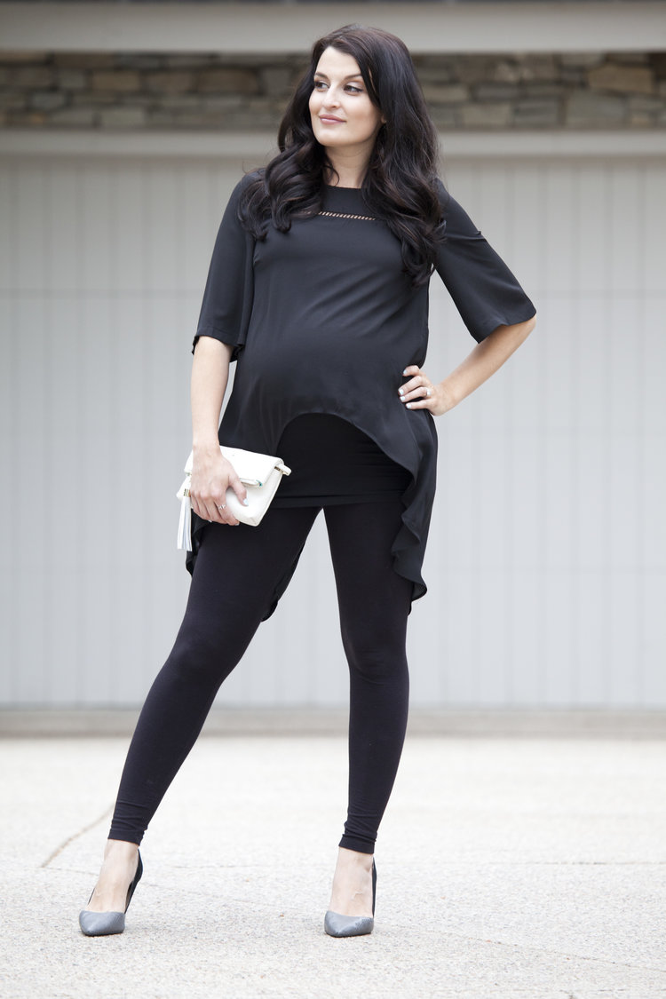 6b70c1fe71 Pregnancy Outfit Ideas — The Witty Housewife