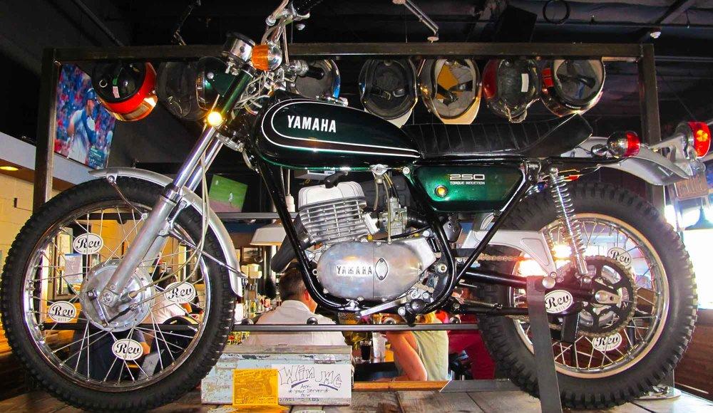 WIN ME! Yamaha 250