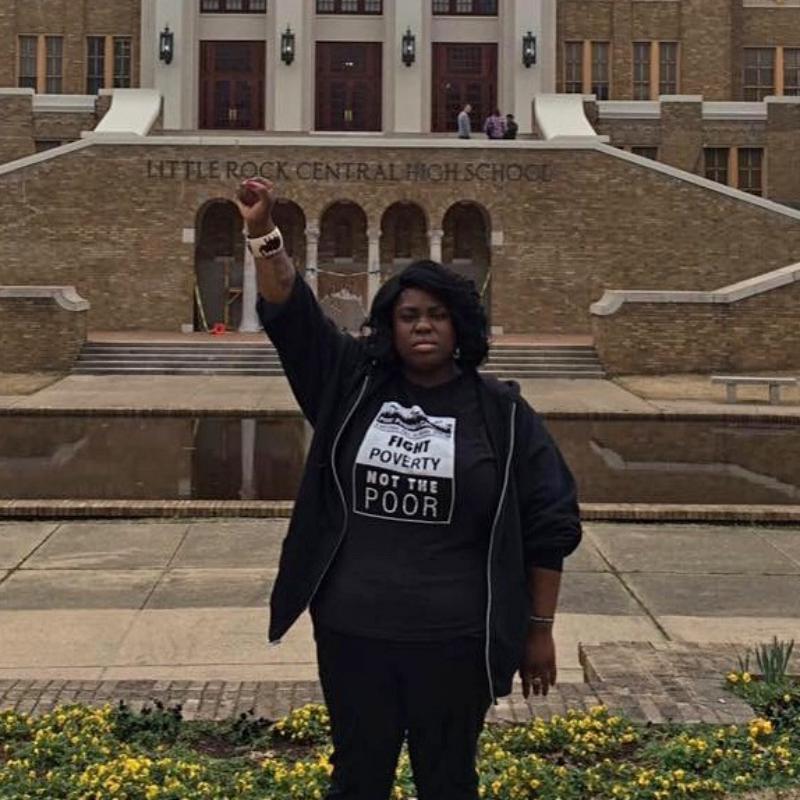 Rev. Erica Williams - National Social Justice OrganizerPoor People's Campaign