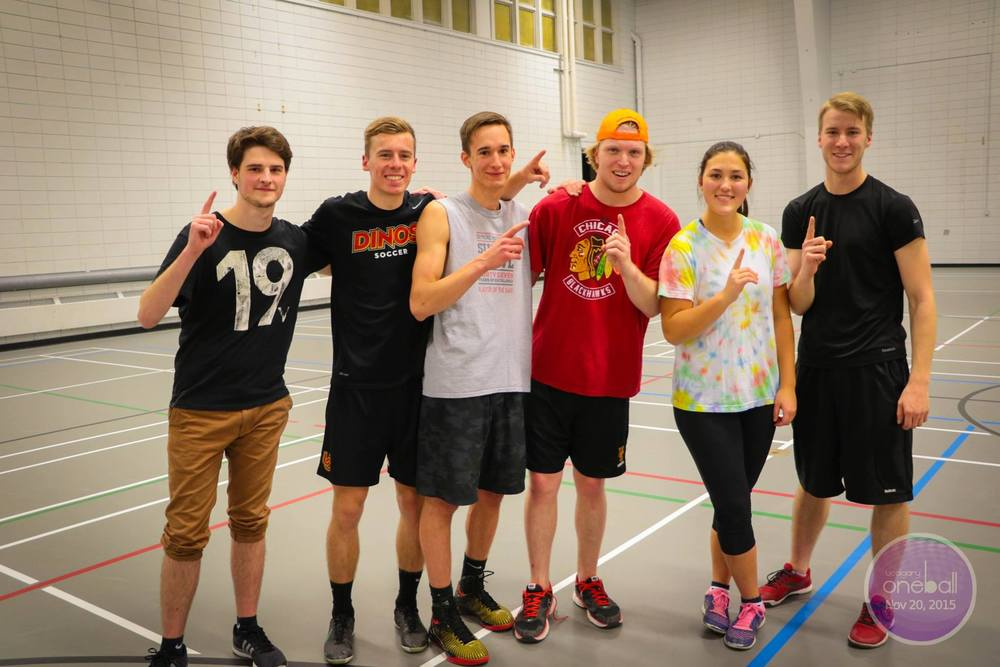 Tournament Champions: Team Big Bang Balls