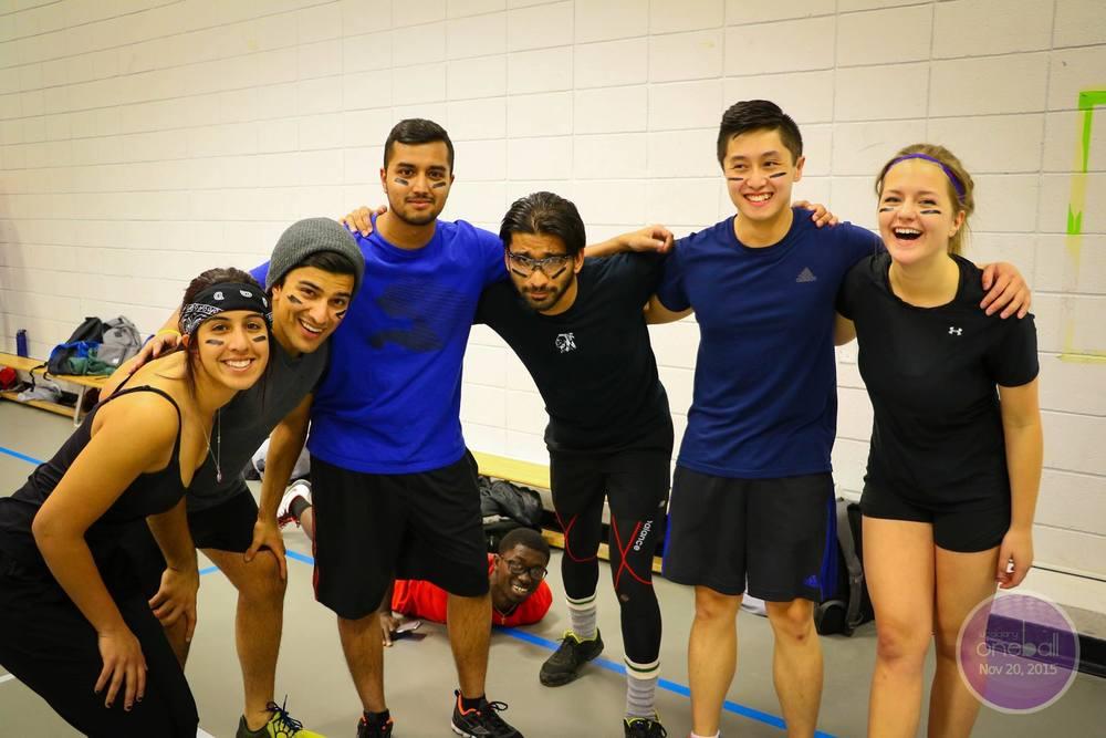 Team Untouchaballs