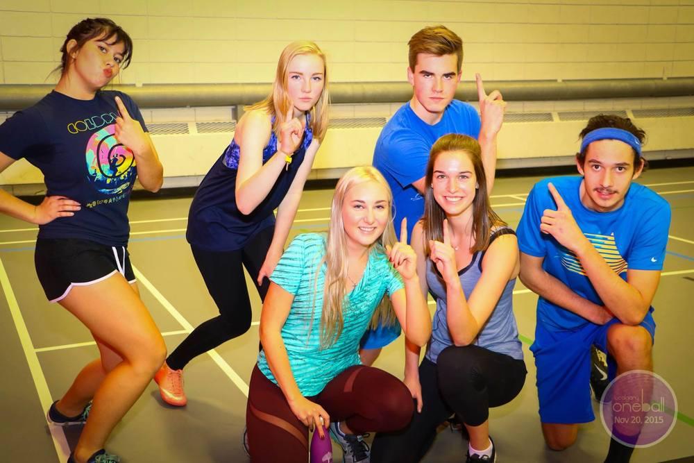 Team Blue Balls