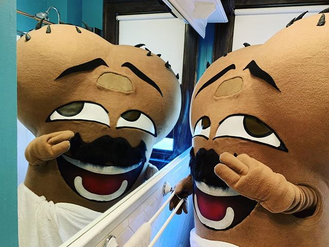 Now check out this impressive stache our mascot was able to grow! Happy Mens Health Awareness Month! . . . Tag us in your end of Movember stache pics! Can you beat ours?! . . . #movember #moustache #beard #manhair #hairyball #sexy #cancerawareness #loveyournuts #testicularcancer #testicularhealth #cancercanada #menshealth #yycnow #ballcancer #calgary #oneball #kickcancerintheballs #cancercanada #yyc #menshealthcanada #yycliving #ballcancersucks
