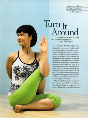 press — giselle mari yoga