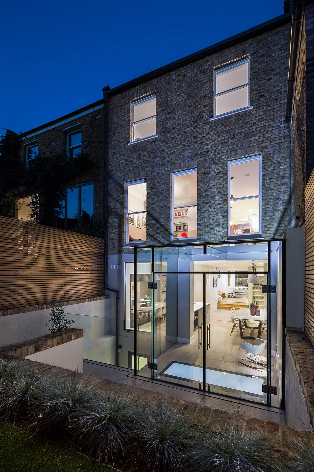 Wandsworth family home project managed by Opulen