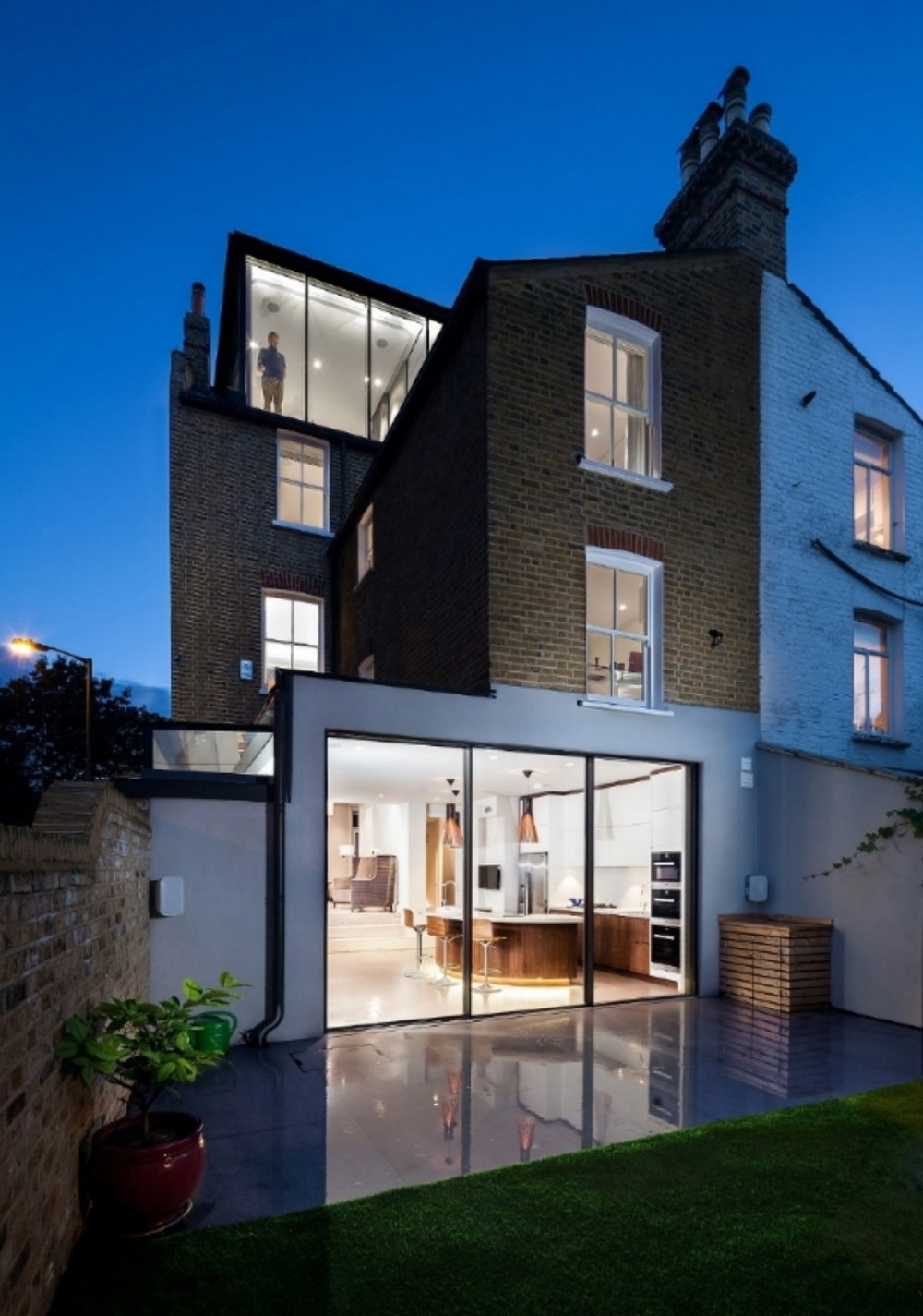 Wandsworth Common family home project managed by Opulen