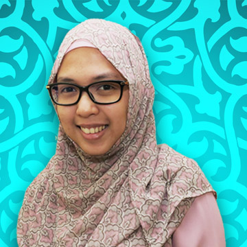 Siti Aisyah Bte Md Nazarudin Social Development Officer